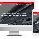 【制作日記】モータースポーツ企画イベントサイト