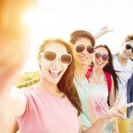 香港と台湾観光客