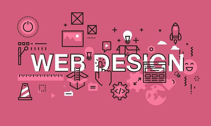 ホームページのデザインを決める