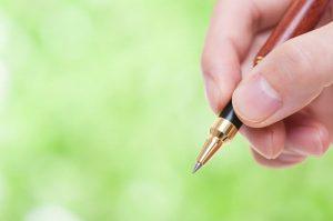 書き言葉に治す方法