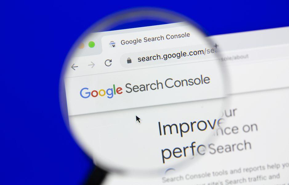 CHACO-WEBかんたんマニュアル【Googleサーチコンソールの登録方法】